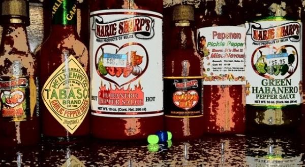 Hotter than Hot sauce