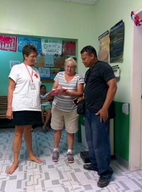 San Pedro Belize Red Cross