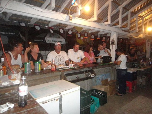 Belize nightlife