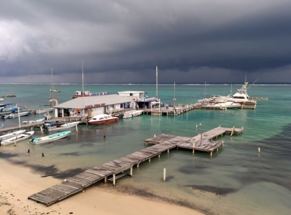Weather in Belize