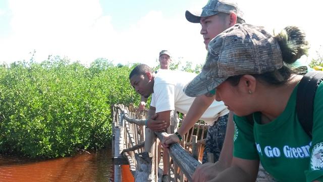 Belize Wildlife Officers