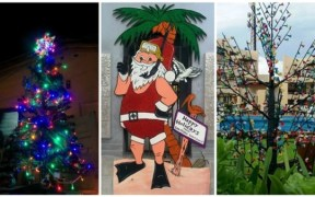 San Pedro Belize Red Cross 12 days of Christmas remix