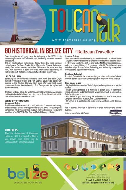 Belize City Attractions