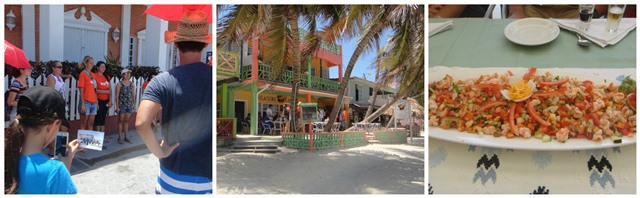 Lily's Treasure Chest San Pedro Belize Restaurant