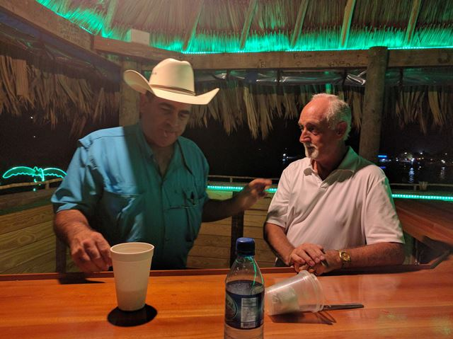 Palapa Bar and Grill San Pedro Belize