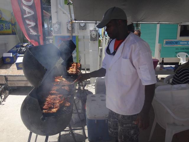 2016 Lobster Festival Caye Caulker Belize