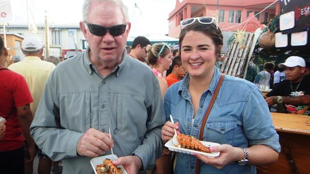 Block party San Pedro Lobster festival