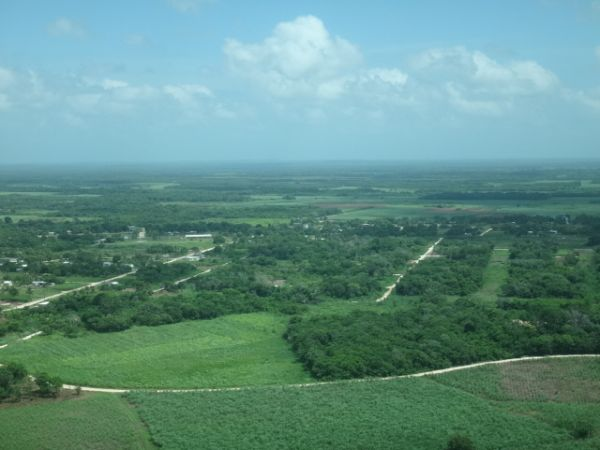 Countryside in Belize
