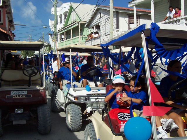 September in Belize