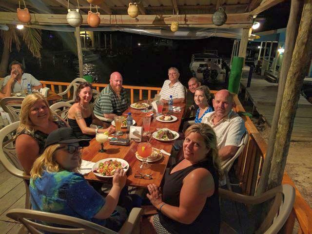 Wild Mangos Restaurant Ambergris Caye Belize