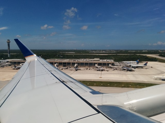 Cancun Mexico to Belize Flight