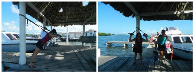 Corozal to San Pedro Belize