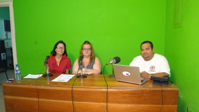 San Pedro Belize Red Cross and Direct Abumdance
