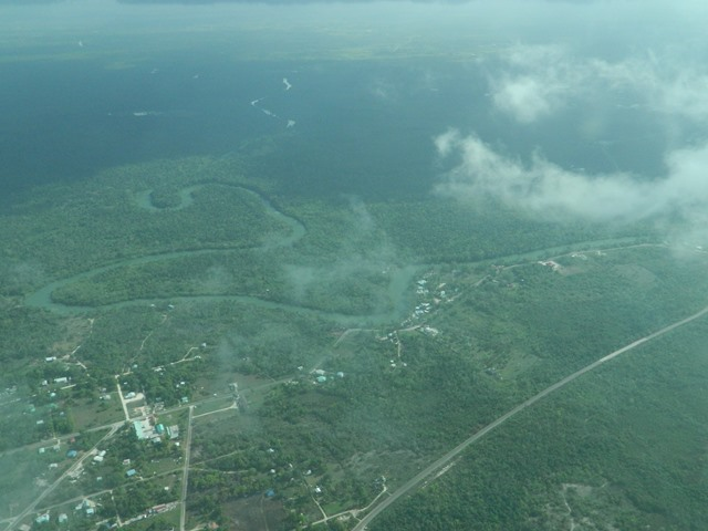 Country of Belize