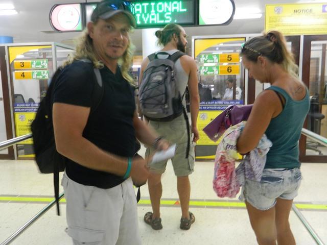 Roatan to Belize