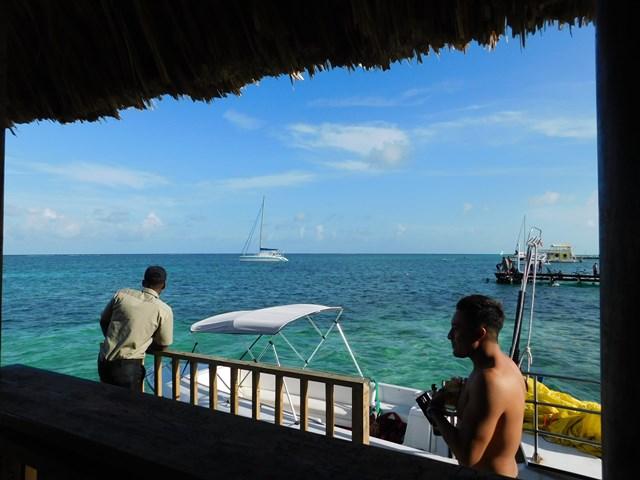 Palapa Bar Belize