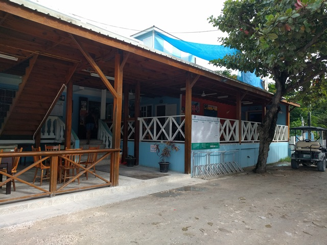 Belize Food and Shopping