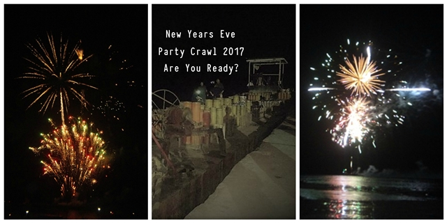 New Years Eve Party Crawl 2017 – Best Parties and Pre Party Dinners