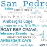 Events, Season Closure and February Weather on Ambergris Caye