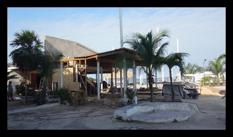 Tsunami Warning Ambergris Caye Belize