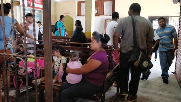 Belize bus transportation