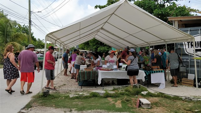 April 2018 Farmers Market Belize