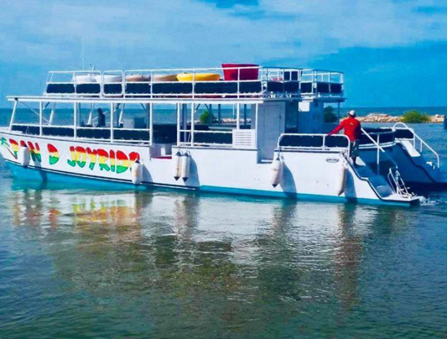 Belize Booze Cruise Tour