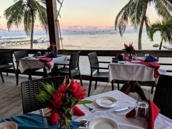 Ambergris Caye Restaurants