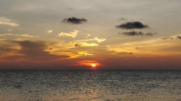 Private Island Camping in Belize