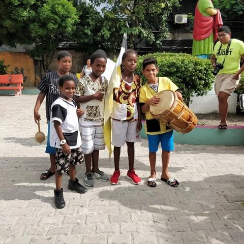 San Pedro Garifuna Settlement Day Parade 2018