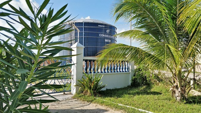 Ambergris Caye Water Plant