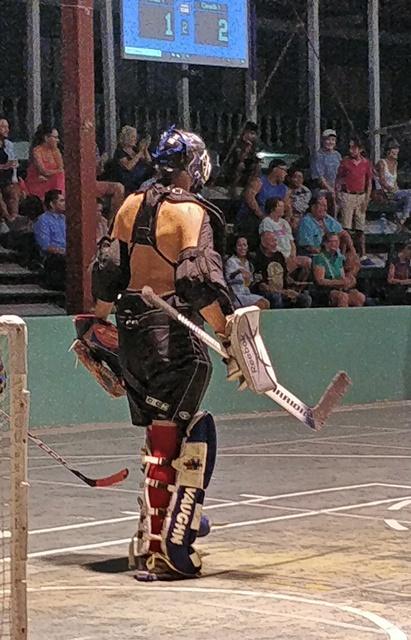 Hockey In Belize