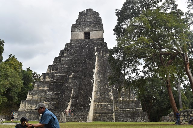 Independent Tikal Tour Guide Review
