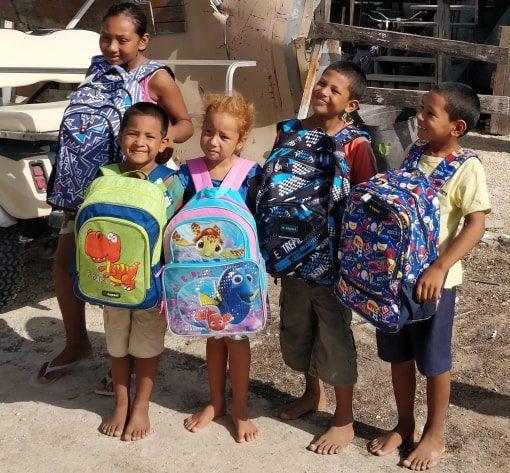 Local San Mateo Belize Kids