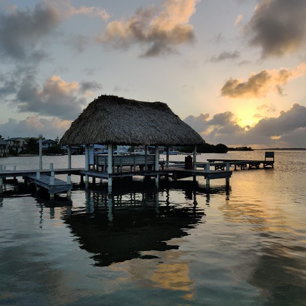 Relatively Crime free in San Pedro Belize