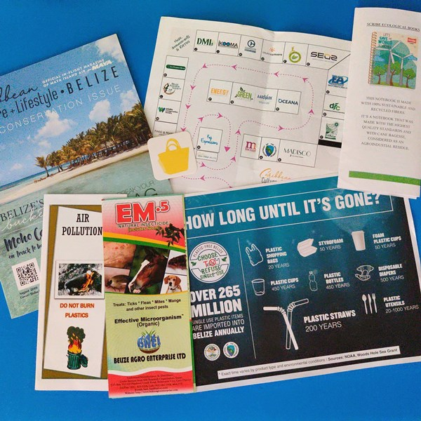 Caribbean Culture and Lifestyle Belize Magazine Conservation Issue Launch