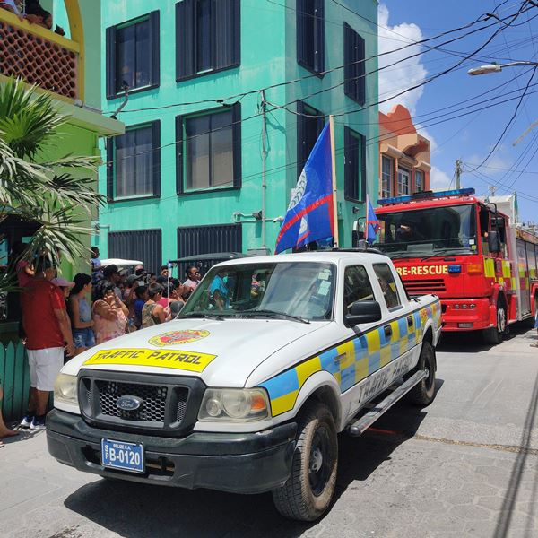 38th Independence Day Celebrations Belize
