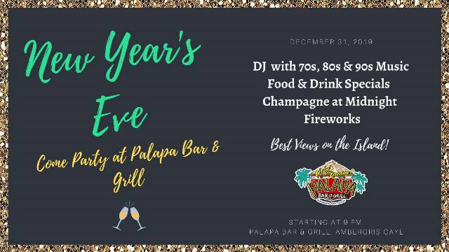 New Years in San Pedro Belize