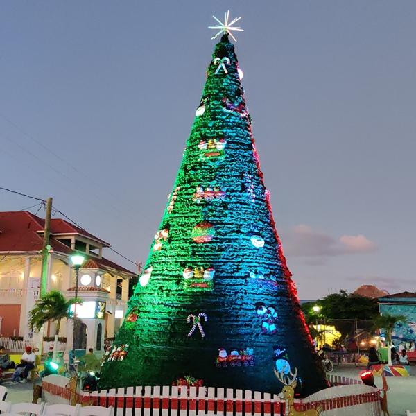 Belize in December