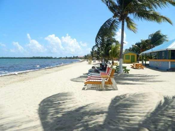Placencia Belize Beach Vacation