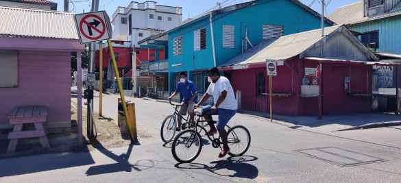2 cases of Corona Virus San Pedro Belize