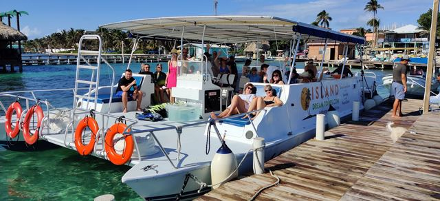 Ambergris Caye Catamaran Tours