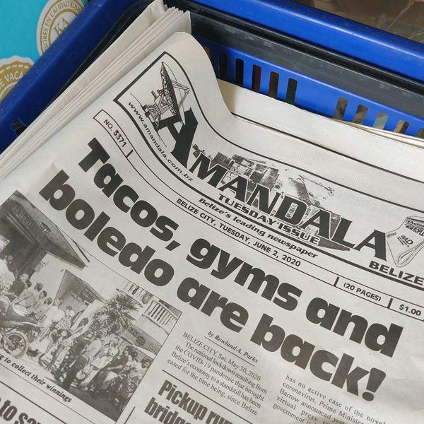 Amandala Belize Newspaper