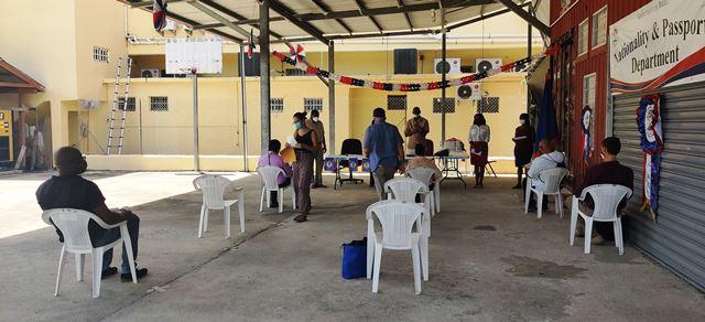 Getting Belizean citizenship during COVID