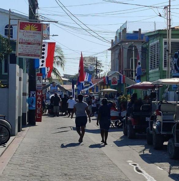 Elections Belize November 2020