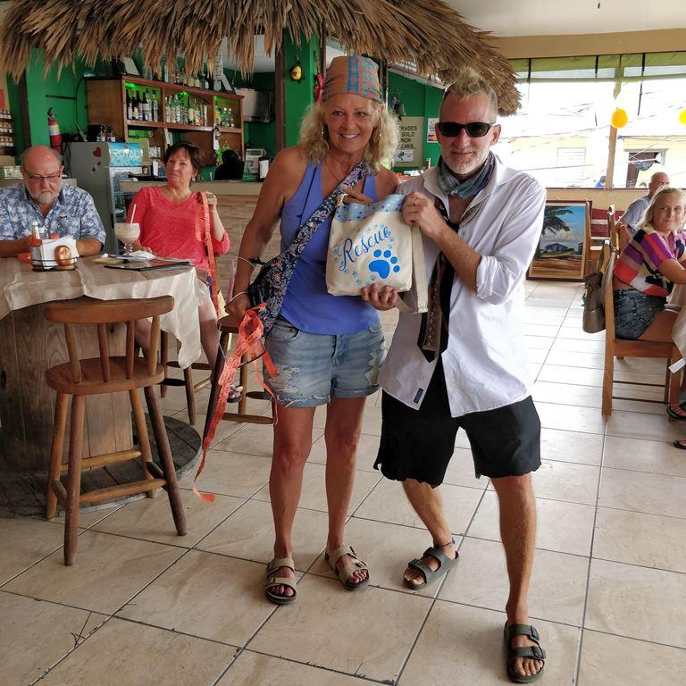 saga humane society fundraiser raffle prize