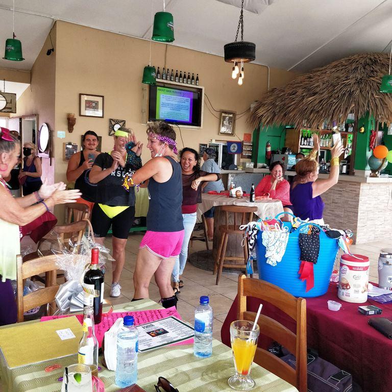 saga humane society fundraiser iguana juan's restaurant