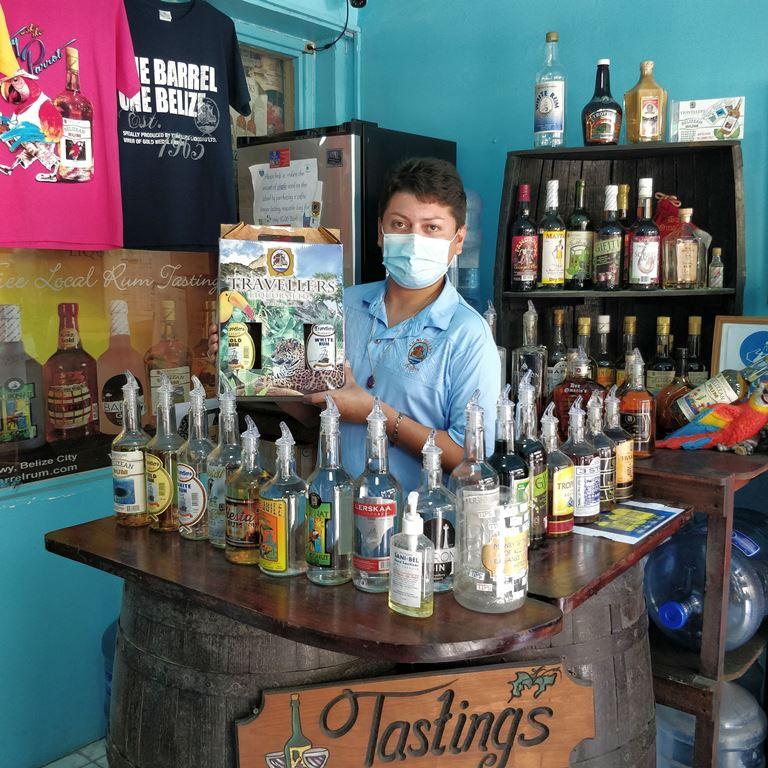 belize rum package