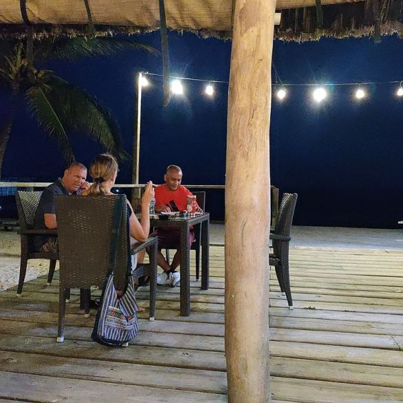 trivia night beach bar activities