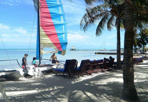 beach bar activities